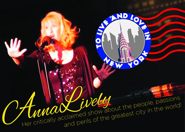 Anna Lively in To Live and Love in New York