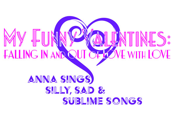 Anna Lively in My Funny Valentines: Falling in and out of Love with Love