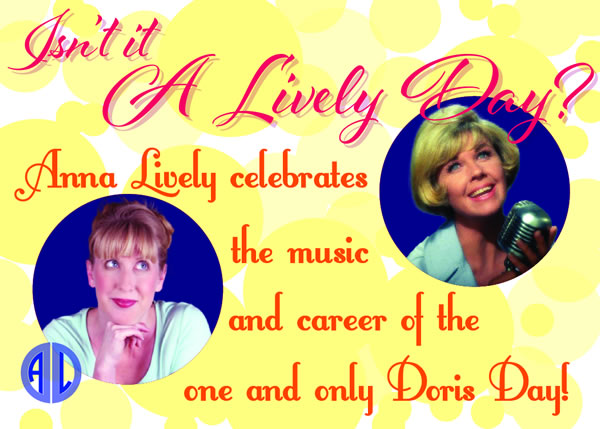 Anna Lively in A Lively Day, Tribute to Doris Day